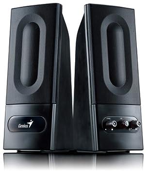 Genius F-Series SP-F200 Multimedia Speaker System: Amazon.es ...