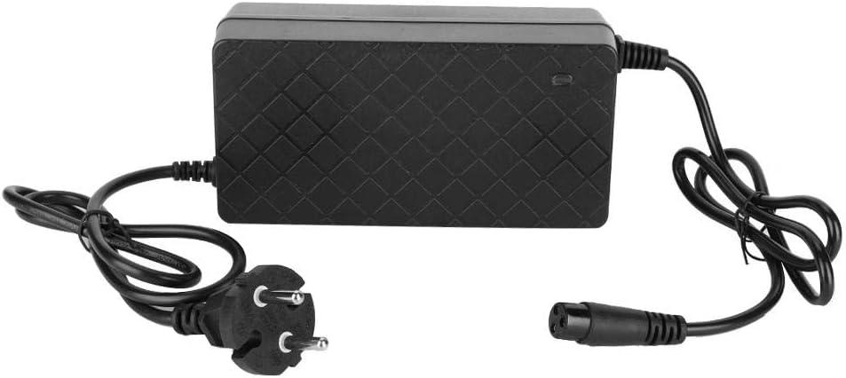 Cargador de Bater/ía de Scooter El/éctrico Apto para E100 E200 E300 E125 E150 E500 Enchufe de la UE 90-230V Bater/ía de Scooter El/éctrico
