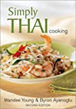 Front cover for the book Simply Thai Cooking by Wandee Young