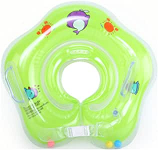 YIWANGO Collar Inflable para Niños Anillo para Nadar con Collar para Bebés Anillo para Nadar para Niños Lifebuoy,B: Amazon.es: Hogar