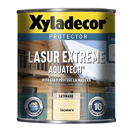 Xyladecor Protector Lasur Extreme Aquatech INCOLORO 750 ML AKZO NOBEL COATINGS S.L. (AkzoNobel)