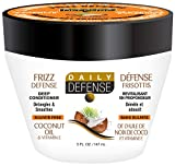 Daily defense 3 minute hair conditioner coconut oil 5 fluid ounce