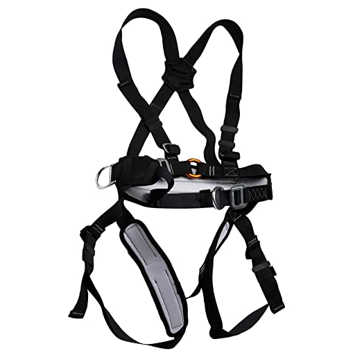 Amazon Com Baosity Full Body Safety Harness Climbing Harness Belts