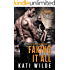 Faking It All: A Hellfire Riders MC Romance