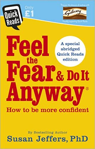 Image result for feel the fear and do it anyway quick reads