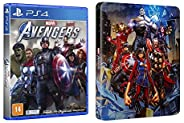 Marvel's Avengers Steelbook - PlayStation 4
