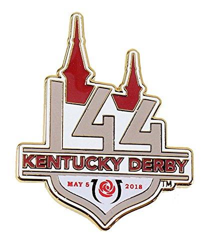 Amazon 2018 Kentucky Derby Logo Pin Sports Outdoors
