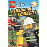 By Samantha Brooke - LEGO City: Fire in the Forest!