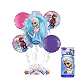 Disney's Frozen Balloon Bouquet 7 Pce