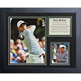 """Legends Never Die""""Rory McIlroy"""" Framed Photo Collage, 11 x 14-Inch"""
