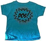 "Best Custom Kingdom Two Year Old Gifts - Custom Kingdom Baby Boys' ""Dos"" Superhero Second Birthday Review"