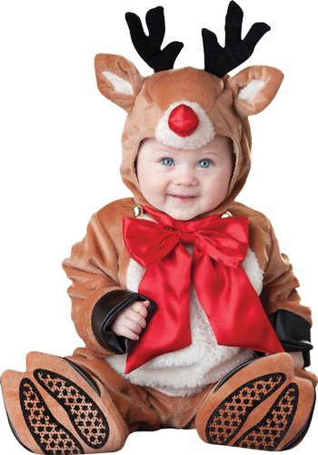 Reindeer Rascal Infant Costume (6-12 Mos)