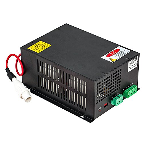 Cloudray 60W Co2 Laser Power Supply 110V for CO2 Laser Tubes MYJG-60W by Cloudray