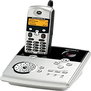 Motorola SD4561 Digital Cordless System Phone with Answering Machine, SD4500 Series