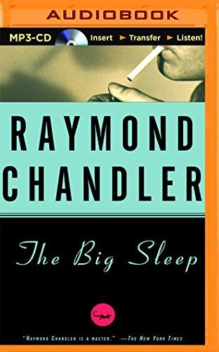 The Big Sleep by Raymond Chandler (Big Tree Big Sleep)
