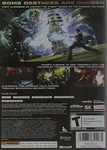 Review X-Men: Destiny