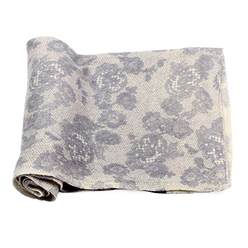 Ladies scarves/Super warm scarf around wallet/ warm shawls-D One Size by clothing