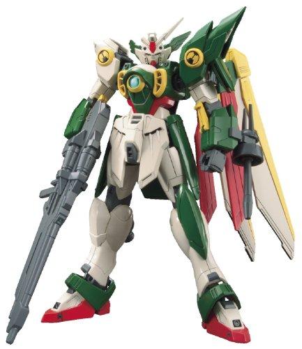 Bandai Hobby HGBF Wing Gundam Fenice Action Figure