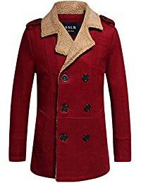Amazon.com: Reds - Wool & Blends / Jackets & Coats