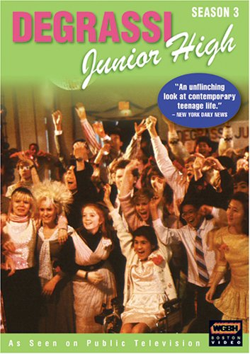 Degrassi Junior High - Season 3