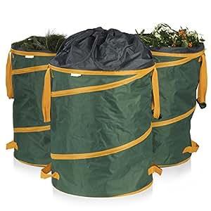 Variación de bolsas de basura de Prima Garden, grün ...