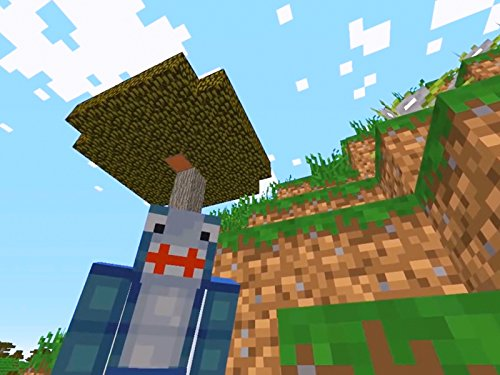 Clip: Minecraft vs Real Life