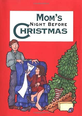 Mom's Night Before Christmas - Kindle edition by Sue