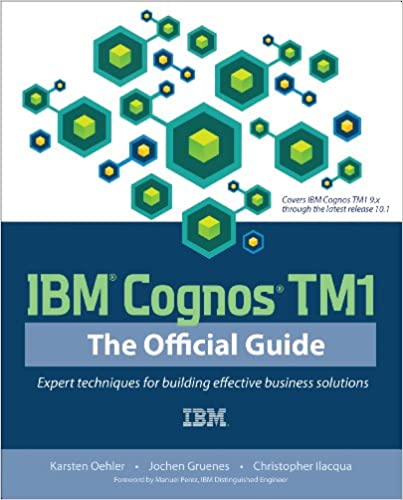 Ibm Cognos Business Intelligence 10 The Official Guide Pdf