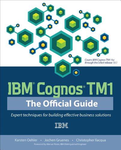 IBM Cognos TM1 The Official Guide Pdf