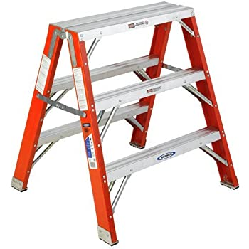 Werner Tw6203 300 Lb Rating Fiberglass Work Stand 3 Foot