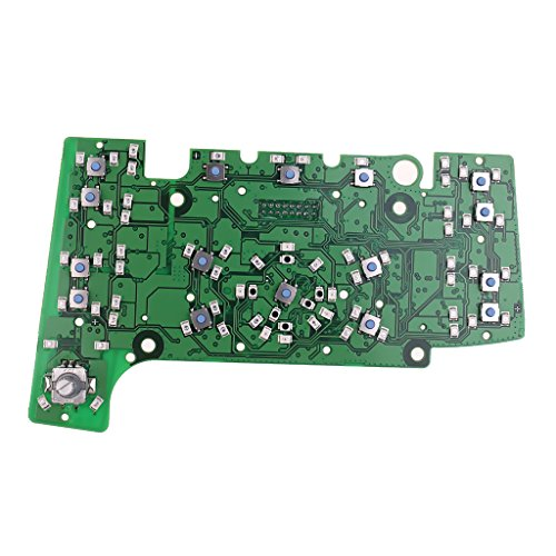 MagiDeal Multimedia MMI Audio Navigation Circuit Board For Audi A6L Q7 2006-2012 Electronic Parts