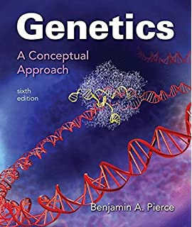 Amazon genetics from genes to genomes 5th edition genetics a conceptual approach fandeluxe Gallery