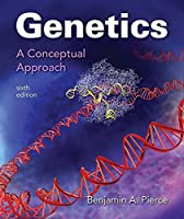 Genetics: A Conceptual Approach, 6th Edition Front Cover