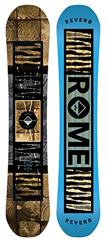 Rome Snowboards Reverb Snowboard