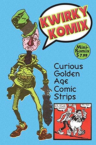 Kwirky Komix [Komix, Mini] (Tapa Blanda)