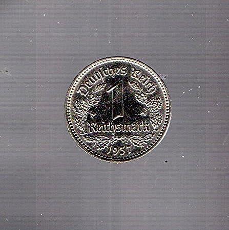 Deutsches Reich Jägernr 354 1937 A Sehr Schön Nickel 1937 1