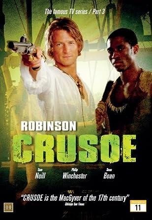 Amazon com: Robinson Crusoe (Parts 1-12) - 3-DVD Box Set