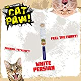 Cat Paw - White Persian Paw Style