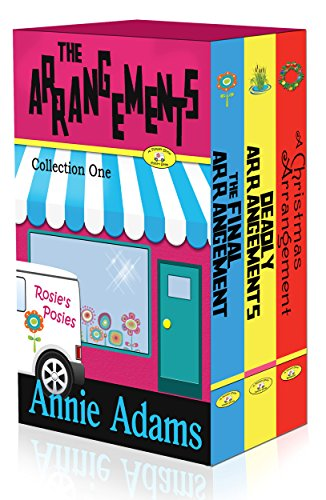 The Arrangements- A Cozy Mystery Box Set: The Flower Shop My