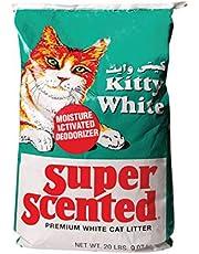 كيتي وايت تراب قطط سوبر سينت , 9.07 كغم
