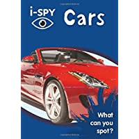 i-SPY Cars: What can you spot? (Collins Michelin i-SPY Guides)