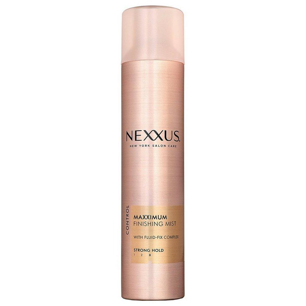 NEXXUS MAXXIMUM Control, Finishing Mist 10 oz (Pack of 6) by Nexxus