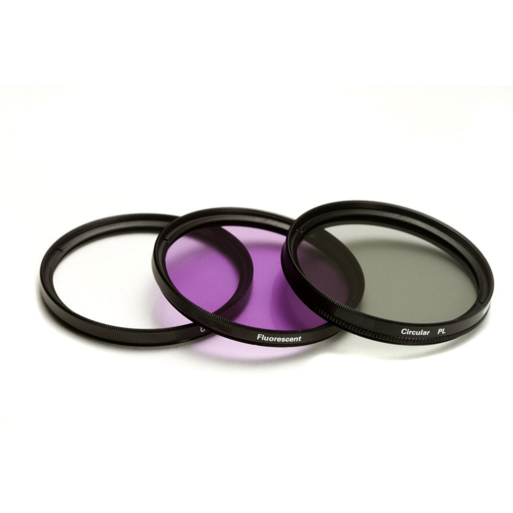 Multithreaded Glass Filter Haze 1A Multicoated for Nikon D700 UV 58mm