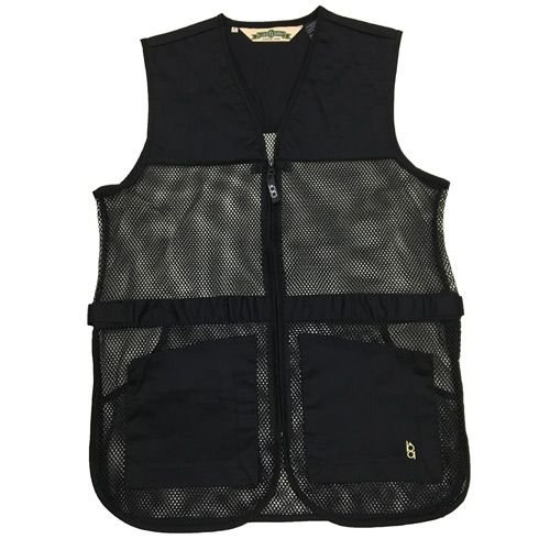 Boyt Harness Dual Pad Shooting Vest, Black, 3X by Boyt Harness