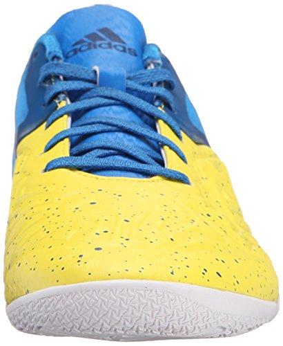 adidas Performance Herren X 15,2 CT Fußballschuh Gelb / Schock Blau / Ausrüstung Blau