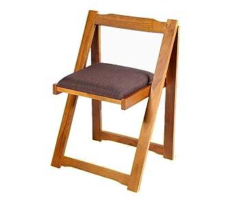 Chaise Pliante En Bois Solide De Salle Manger Nordique Simple Loft