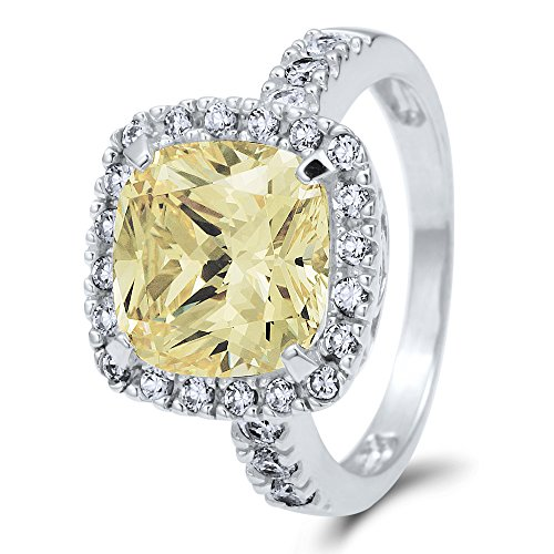 yellow canary ring - 2