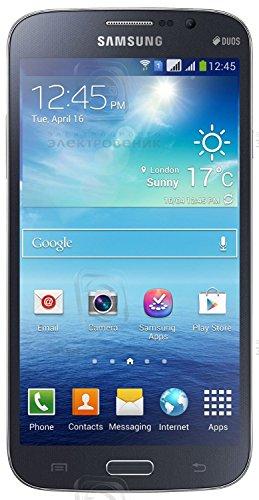 Samsung GT-I9152 Galaxy Mega - Unlocked - Black (Samsung Galaxy Mega 1 Unlocked)