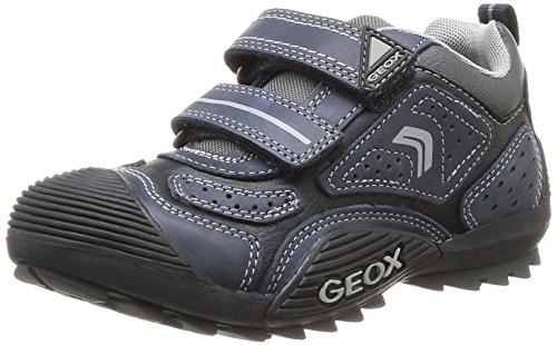 Geox J Savage Low Top Sneaker Shoe Boys
