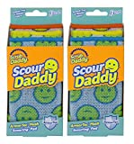 Scrub Daddy - Scour Daddy Scouring Pad - 6 Count